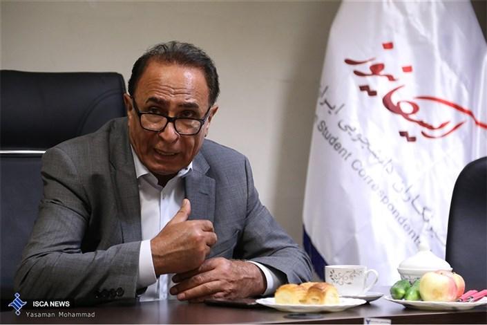 بازدید دکتر اسماعیل آذر از ایسکانیوز