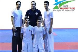 تیم ملی تکواندو به ازبکستان میرود