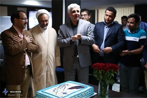 IAU President Visits ISCA News Agency