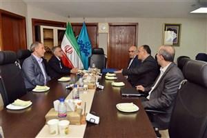همکاری سازمان آمار ایران با صدا و سیما