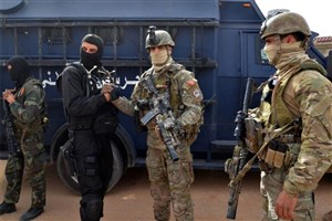 کشته شدن سرکرده تروریستهای تونس در کمین نیروهای امنیتی