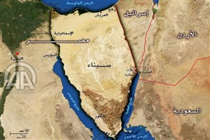 چهار مامور پلیس مصر در صحرای سینا کشته شدند