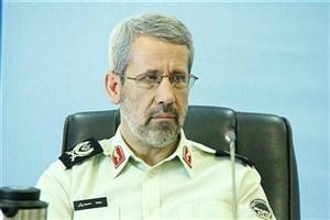 انتصاب سردار معصومبیگی به عنوان رئیس پلیس استان اصفهان