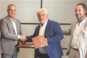 امضای تفاهم نامه همکاری میان استانداری خوزستان با شرکت فرانسوی