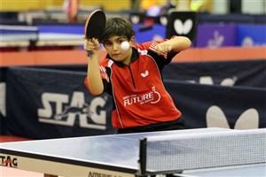 حضور نوید شمس در مسابقات نونهالان قهرمانی جهان