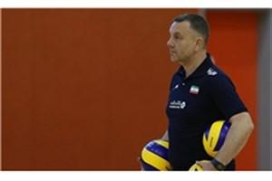 کولاکوویچ: از حمایت فدراسیون برخوردارم، حتی اگر چند بازیکن را حذف کنم/ والیبال ستاره واقعی ندارد