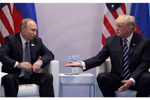 ترامپ: از پوتین بابت اخراج دیپلماتهایمان تشکر میکنم!