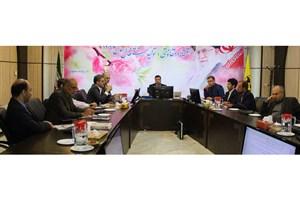 پنجمین نشست کمیته توسعه دولت الکترونیک و هوشمندسازی برگزار شد