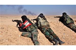 پاکسازی بخش بزرگی از شهر حمص از تروریستهای داعشی