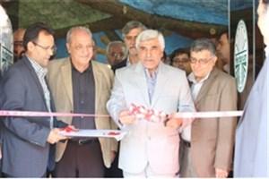 افتتاح موزه تخصصی و گنجینه ذخایر ژنتیکی گلسنگ های ایران با حضور وزیر علوم