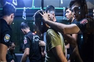 بازداشت اعضای یک هسته تروریستی داعش در ترکیه