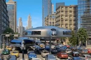 طرحی  برای حمل و نقل  آینده شهری