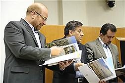 """مراسم رونمایی از کتاب""""تهران از بالا"""" با حضور شهردار تهران"""