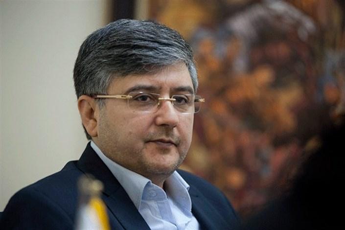 سرسنگی معاون فرهنگی دانشگاه تهران
