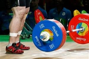 دست وزنهبردار  ایران در وزن 94 کیلوگرم به مدال نرسید
