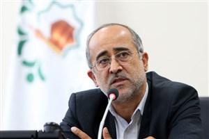 حضور رئیس شورای اسلامی شهر مشهد در دبستان ستایش/ عکس