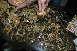 دزدان 7 کیلو طلا در خط پایان