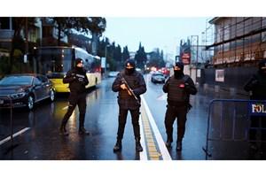 کشته شدن یک مامور پلیس استانبول در حمله یک مظنون داعشی