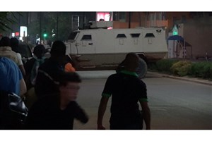 کشته شدن 17 نفر در حمله افراطگرایان در بورکینافاسو