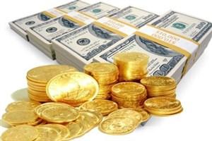 قیمت سکه غیرقابل کنترل شد/ دلار در بازار آزاد 7250 تومان + جدول