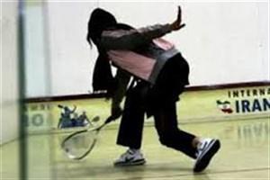 حضور دو داور زن ایران در رقابتهای اسکواش قهرمانی آسیا