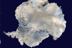 قطب جنوب، سرزمین آتشفشان ها