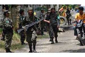 کشته شدن 25 نفر در درگیریهای جنوب فیلیپین