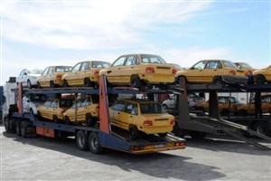 صادرات خودرو 36 میلیون دلاری شد