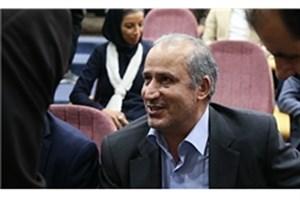 تبریک شیخ سلمان به رییس فدراسیون فوتبال