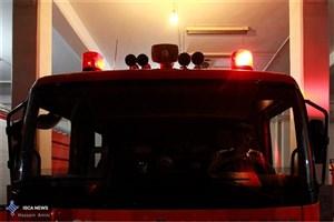 برخورد مرگبار یک دستگاه بنکر حمل سیمان با 2 عابر پیاده در بلوار فرحزادی