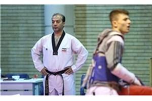حسینقلیزاده مدال نقره تکواندو را گرفت