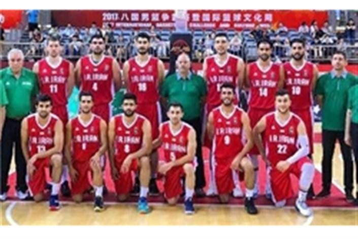 داوران دیدار ایران و استرالیا در فینال بسکتبال کاپ آسیا مشخص شدند