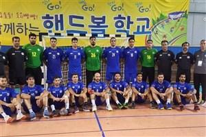 تیم ملی والیبال نوجوانان وارد منامه شد