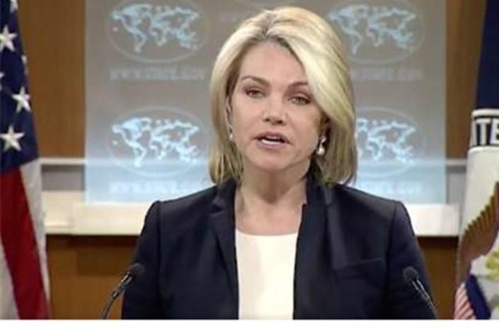 سخنگوی وزارت خارجه آمریکا