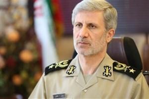 وزیر دفاع انتصاب فرماندهان جدید در ارتش را تبریک گفت