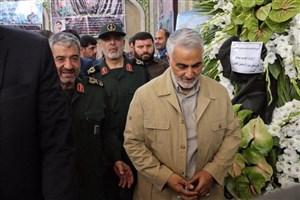مراسم گرامیداشت شهید محسن حججی آغاز شد