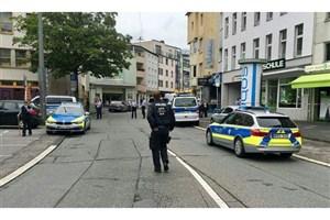 کشته شدن یک نفر در حمله با چاقو در آلمان