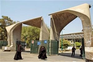 رمز پایداری دانشگاه تهران