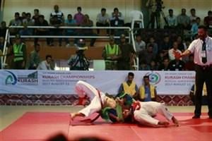 Yazd SAMA IAU Student Runner-Up at 2017 Kurash Championships