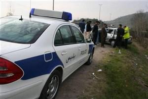 دو کشته براثر واژگونی یک خودرو در محور شهرستان رزن