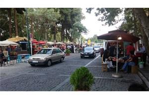 «سی تیر» خیابانی سنتی و مدرنتیه