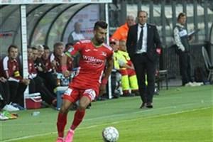 مدافع ملیپوش قراردادش با تیم بلژیکی را فسخ کرد