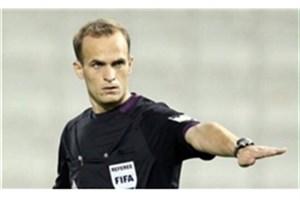 داور اردنی دیدار پرسپولیس-الاهلی، بازی عراق مقابل امارات را هم قضاوت میکند