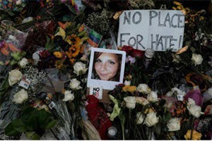 هزاران نفر در بوستن به گردهمایی حامیان نژادپرستی اعتراض کردند
