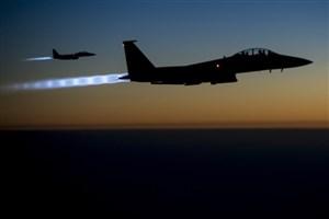 جنگندههای ائتلاف آمریکا مواضع نیروهای سوری را هدف قرار دادند