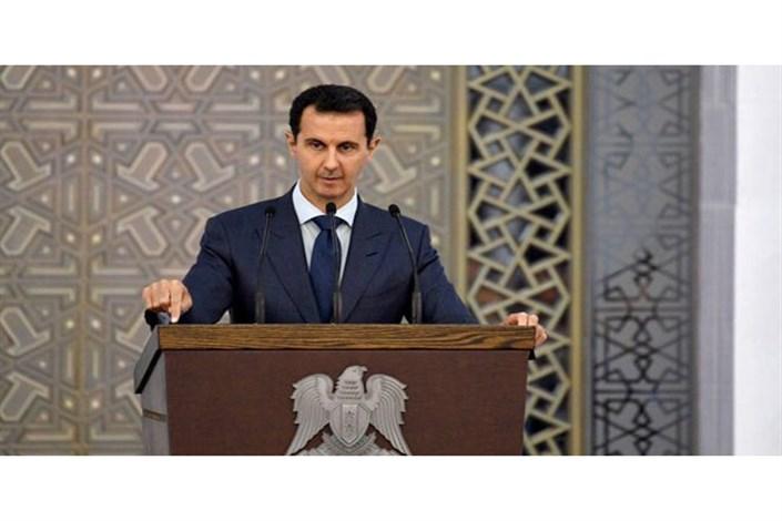اسد: هزینه دادیم اما غرب را به شکست کشاندیم