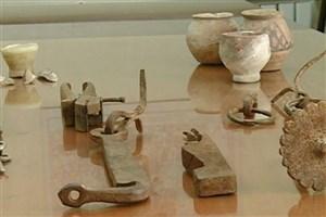 توضیحات فرمانده یگان حفاظت میراث فرهنگی در مورد کشف و ضبط دو شیء در دیشموک