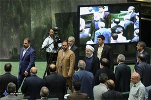 بازتاب رای اعتماد به کابینه دولت جدید روحانی در رسانه های خارجی