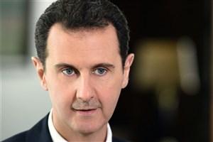 بشار اسد با مقامات روسی دیدار کرد