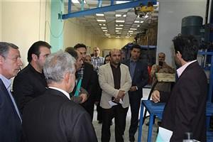 تولید مرکب نانو در دانشگاه آزاد واحد یادگار امام خمینی(ره) شهرری